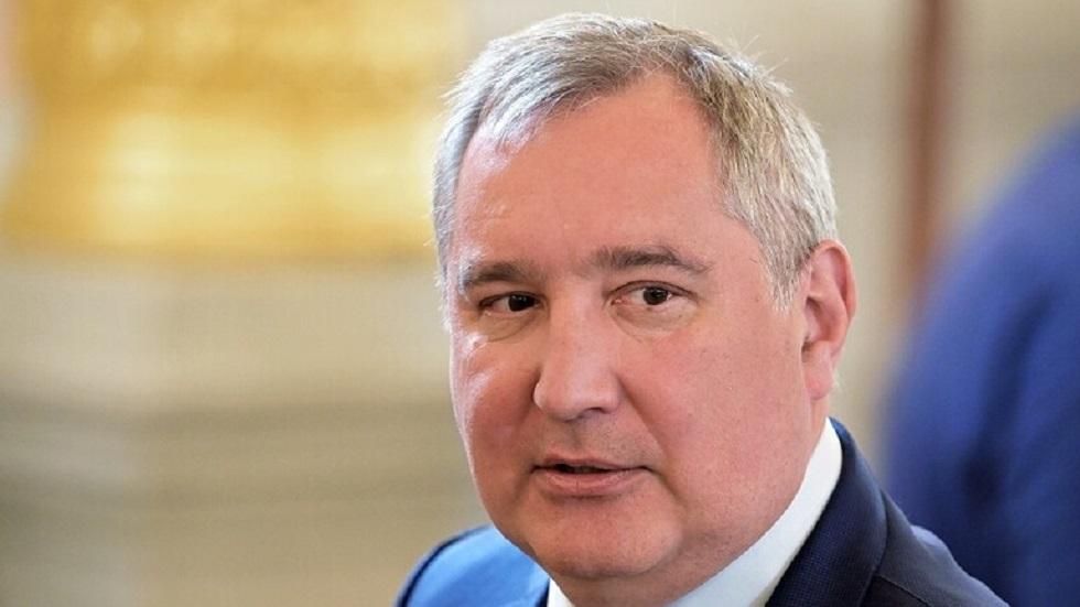 روغوزين يتحدث عن مصير المطار الفضائي الروسي العائم