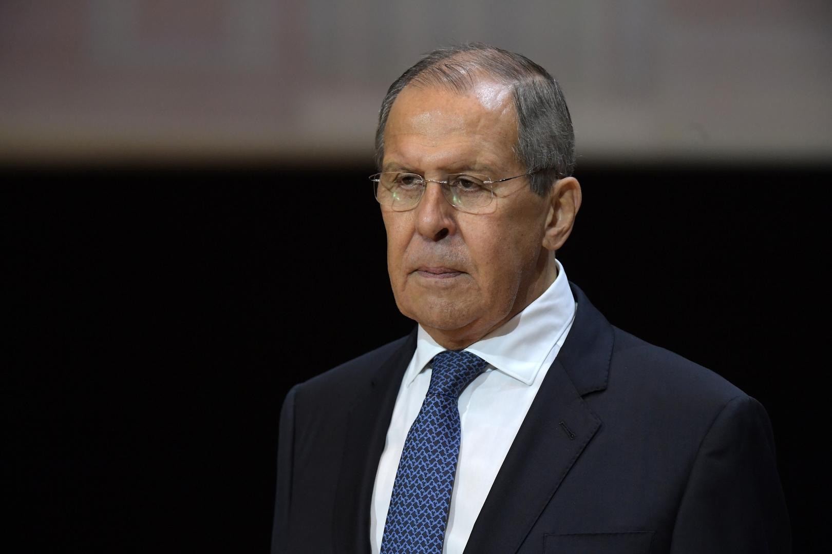 موسكو: لافروف سيلتقي وزراء خارجية فرنسا وبريطانيا بولندا وسوريا ومصر على هامش الجمعية العامة