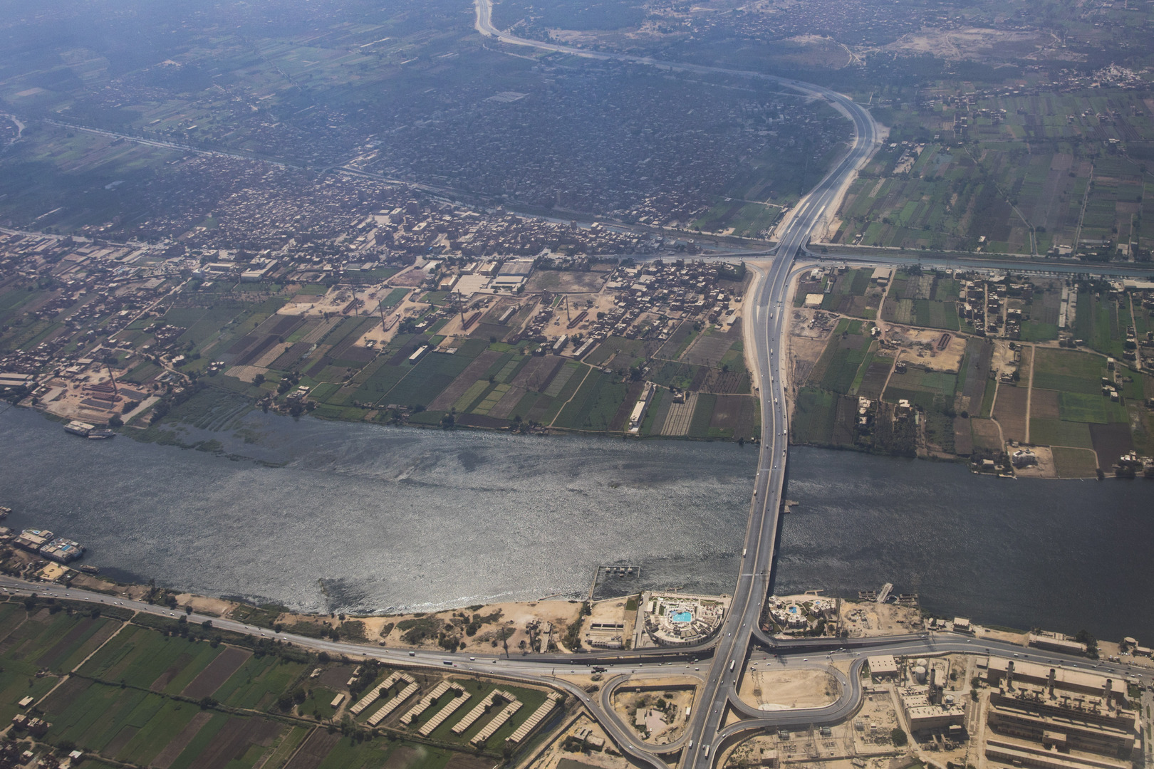 وزير الري المصري: مصر تنفذ مشروعا إقليميا بين بحيرة فيكتوريا والبحر المتوسط