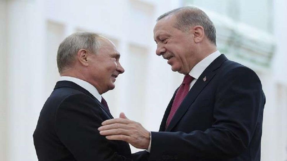 وكالة: الرئاسة التركية تحدد موعد الزيارة المرتقبة لأردوغان إلى روسيا