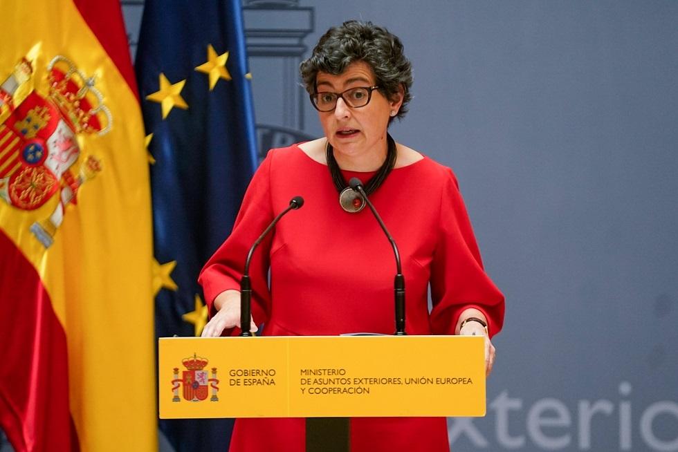 القضاء الإسباني يستدعي وزيرة الخارجية السابقة للنظر في قضية استقبال زعيم