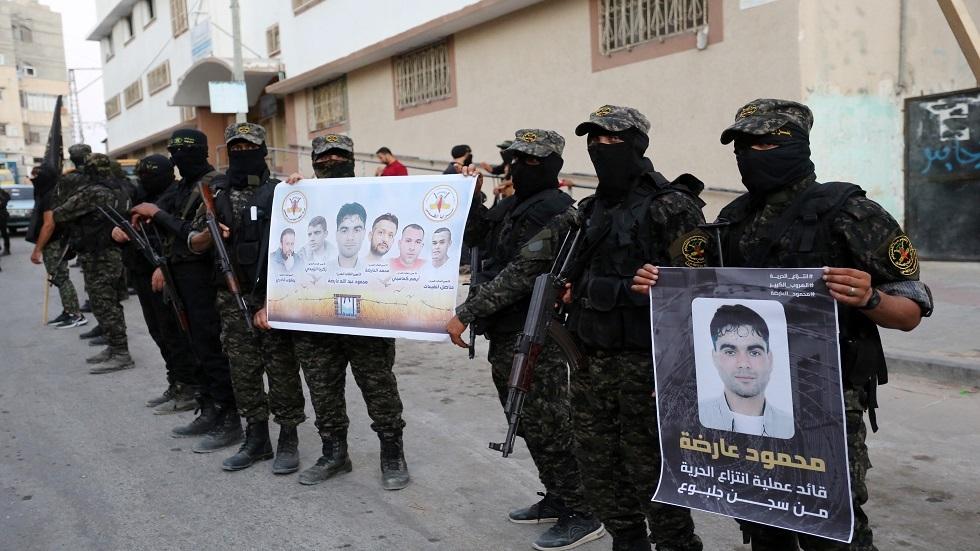 نادي الأسير الفلسطيني: قائد عملية الهروب من
