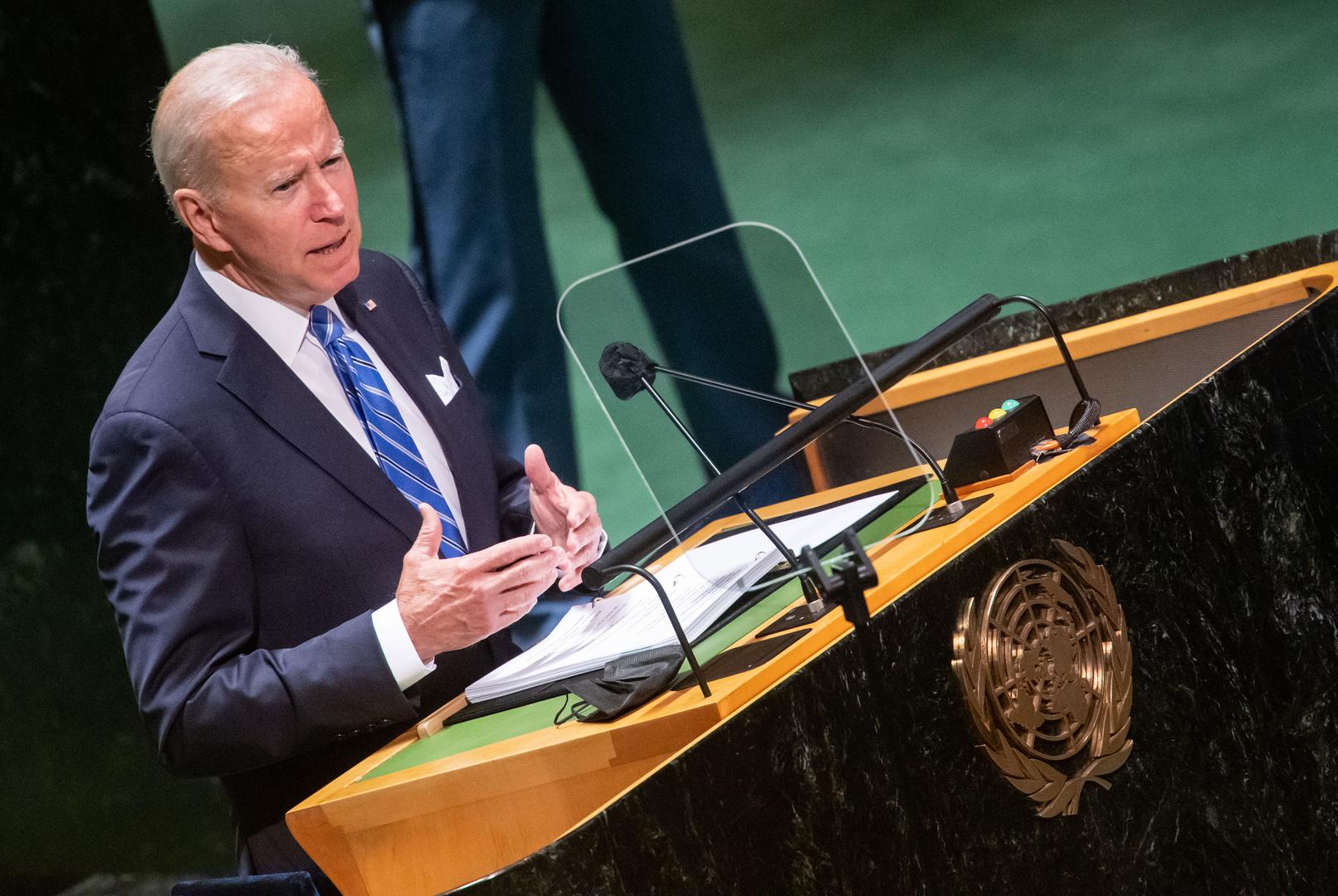 بايدن: بانسحابنا من أفغانستان أنهينا عهد الحرب ونفتتح عهد الدبلوماسية