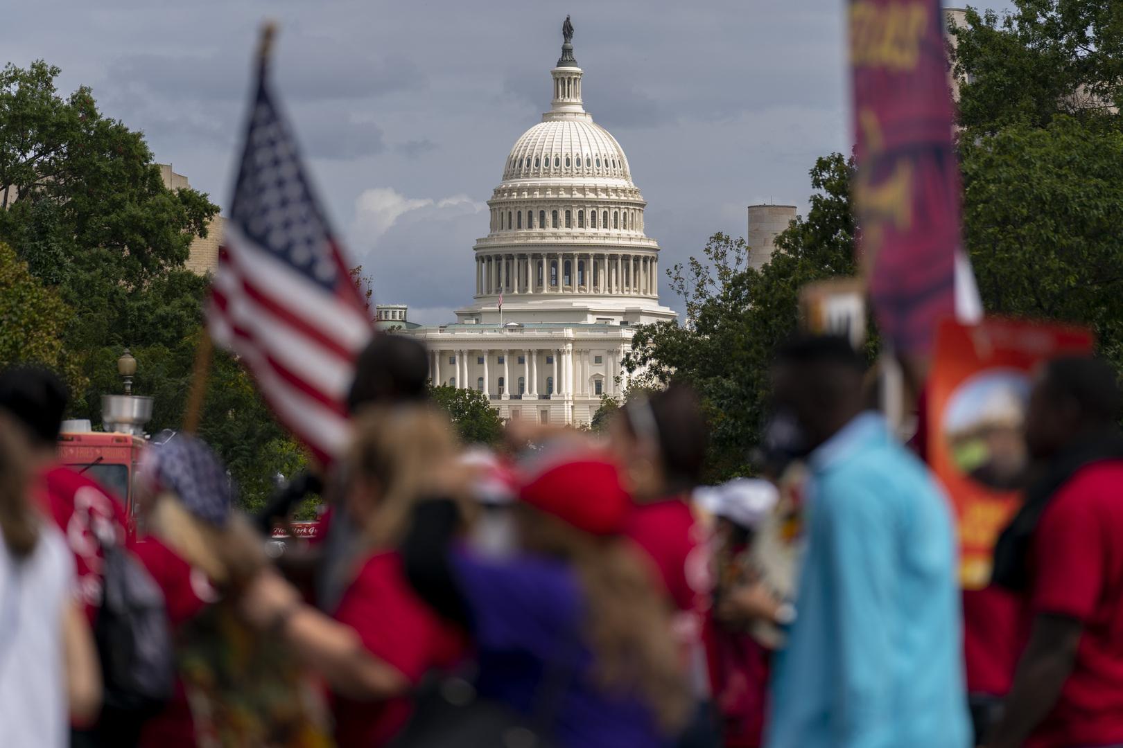 مجلس النواب الأمريكي بتحرك من الديمقراطيين يلغي مؤقتا تمويل القبة الحديدية الإسرائيلية