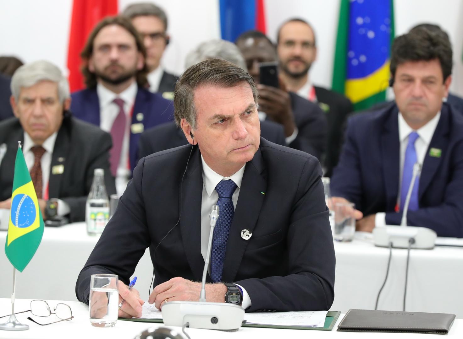 إصابة وزير الصحة البرازيلي بفيروس كورونا أثناء مرافقته لرئيس بلاده في اجتماعات الأمم المتحدة