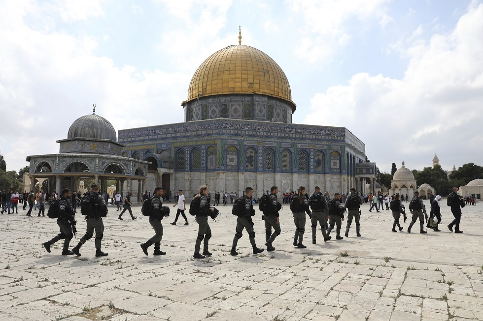 <a href='/tags/224429-529-%D9%85'>529 م</a>ستوطنا يقتحمون المسجد الأقصى