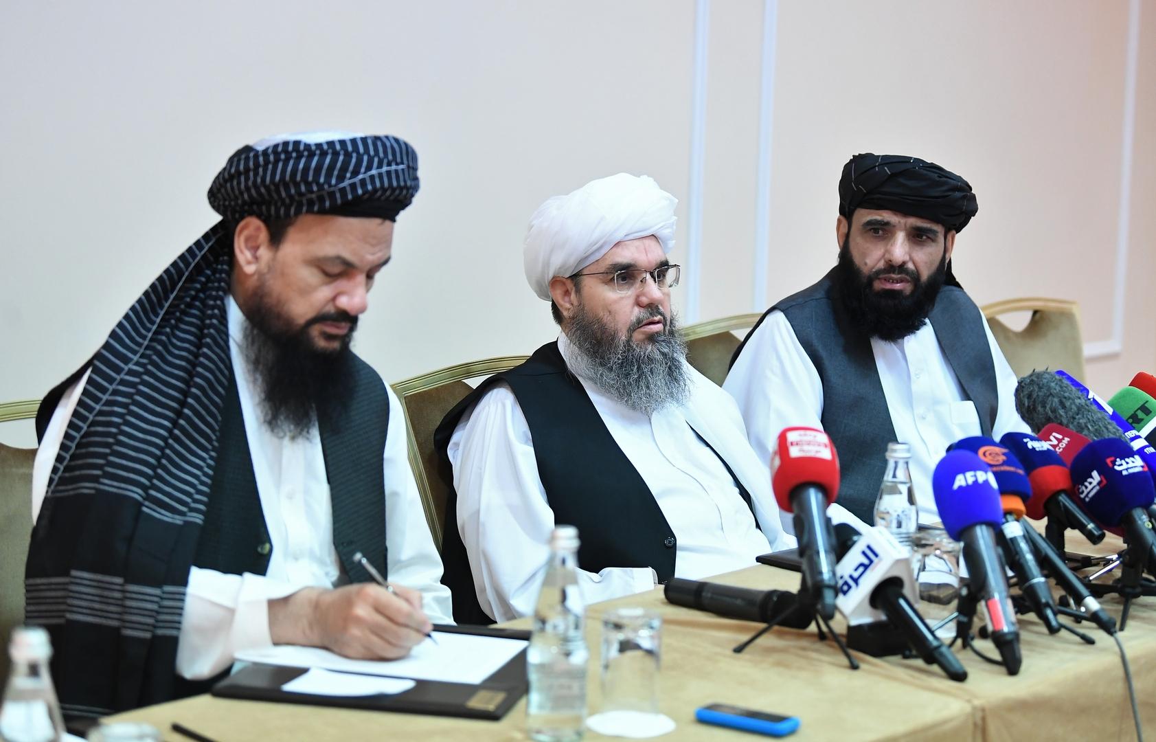 طالبان تؤكد على أهمية علاقاتها مع روسيا والصين وباكستان