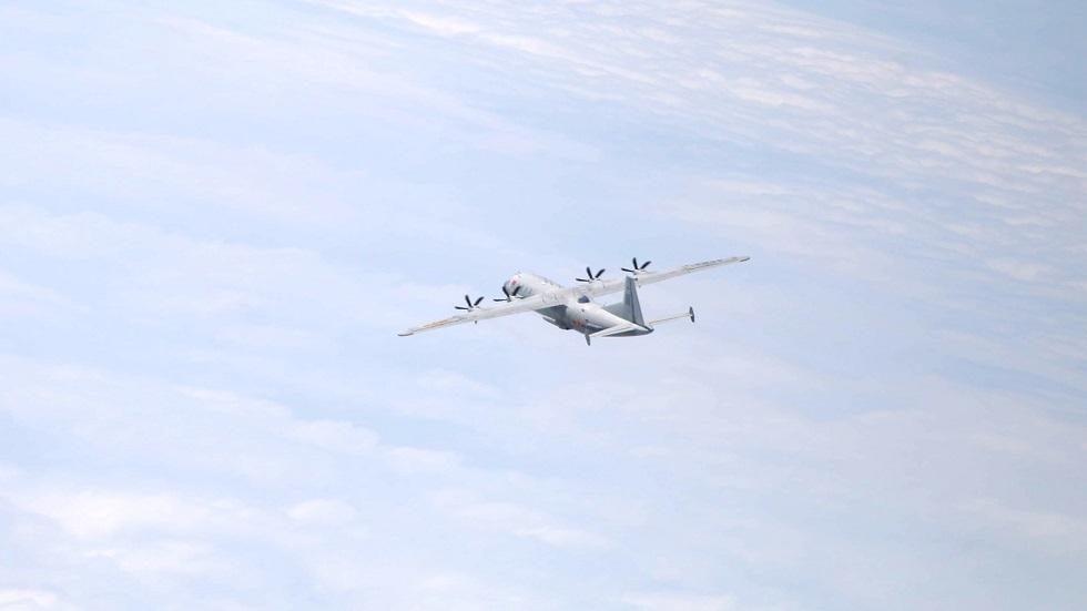 طائرة استطلاع -صورة تعبيرية-