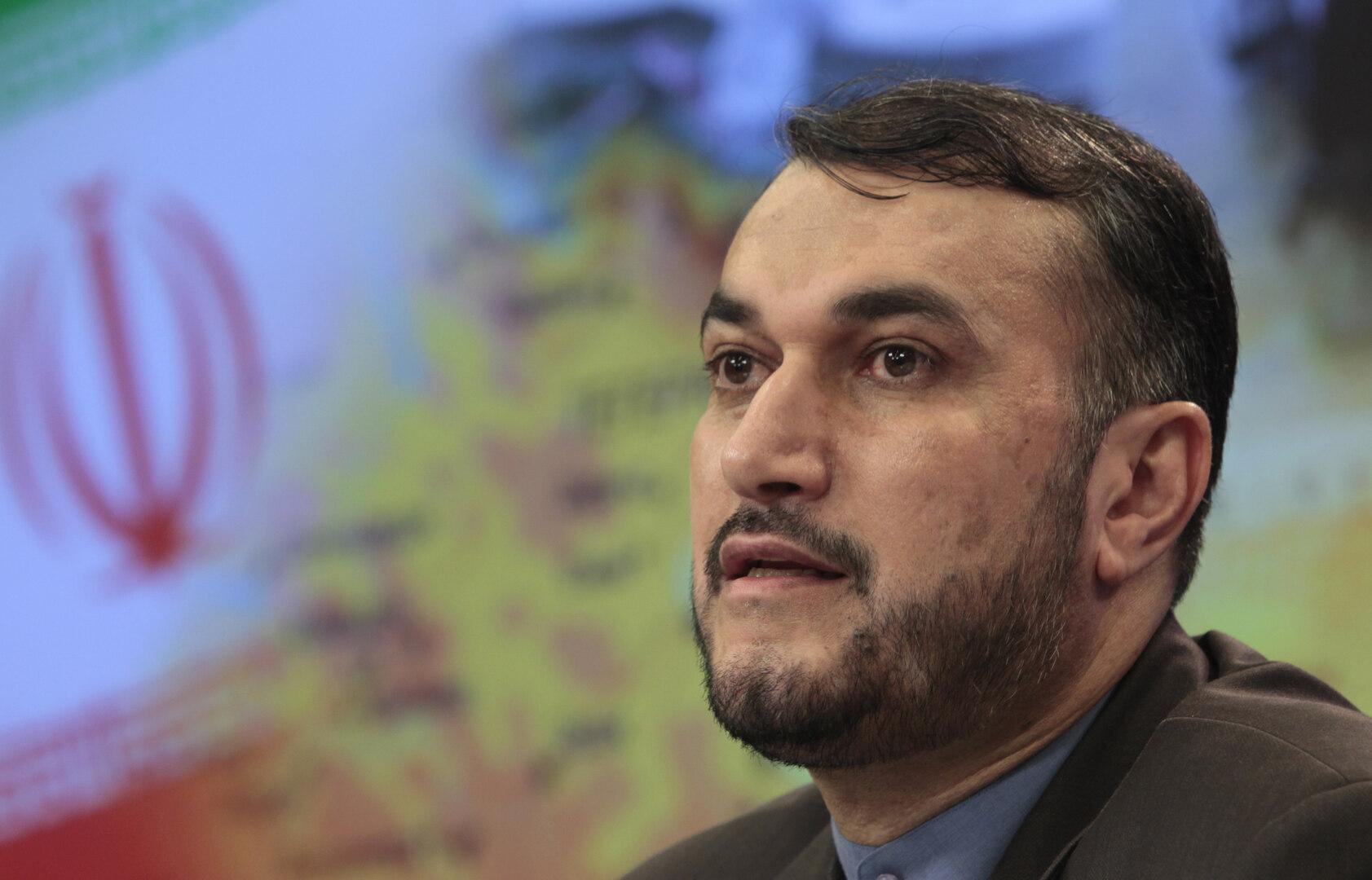 عبد اللهيان: ترميم العلاقات الثنائية مع بريطانيا يحتاج لخطوات جادة