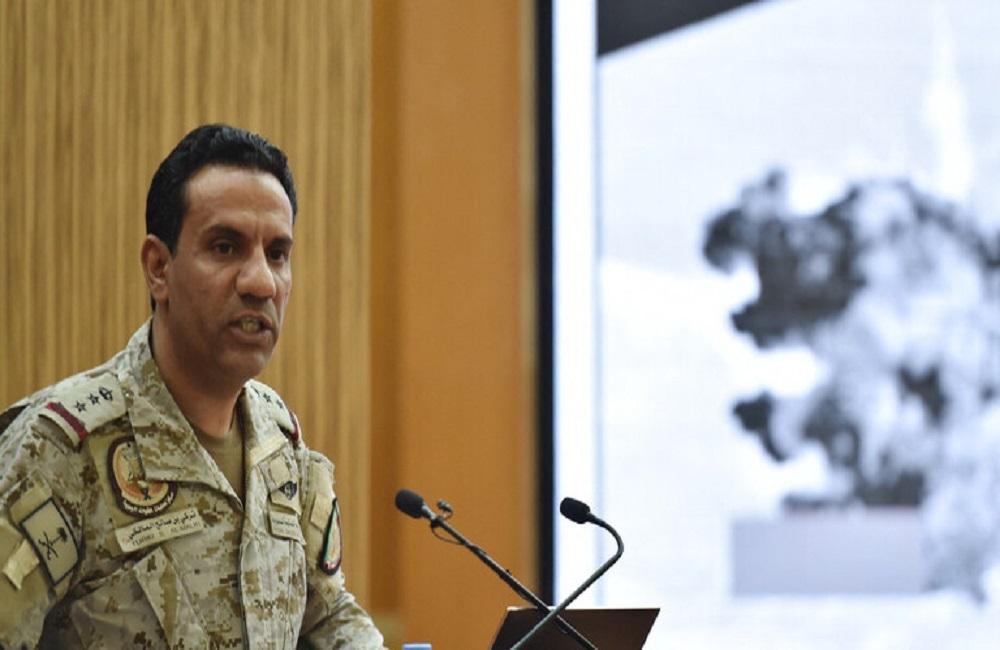 التحالف العربي: تدمير زورقين مفخخين للحوثيين استهدفا تعطيل الملاحة في باب المندب (فيديو)