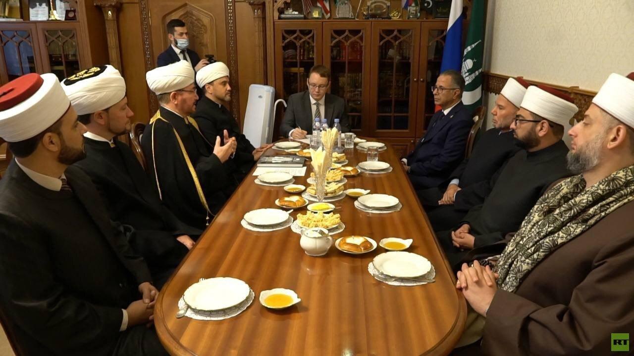 توقيع مذكرة تفاهم وتعاون بين الإدارة الروحية لمسلمي روسيا والإفتاء الأردنية