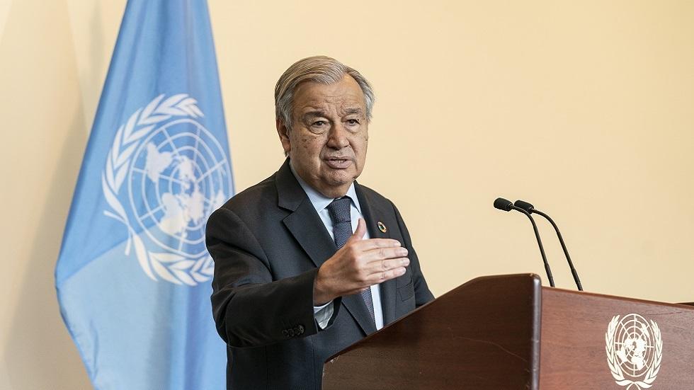 غوتيريش: الدول دائمة العضوية بمجلس الأمن تريد