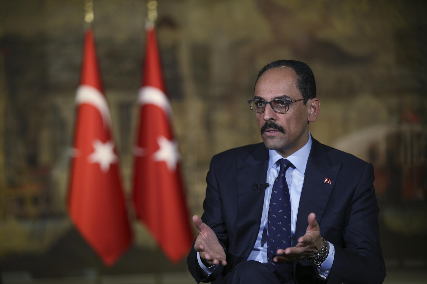 اجتماع تركي أمريكي في البيت الأبيض يدور حول الأوضاع في 3 دول عربية