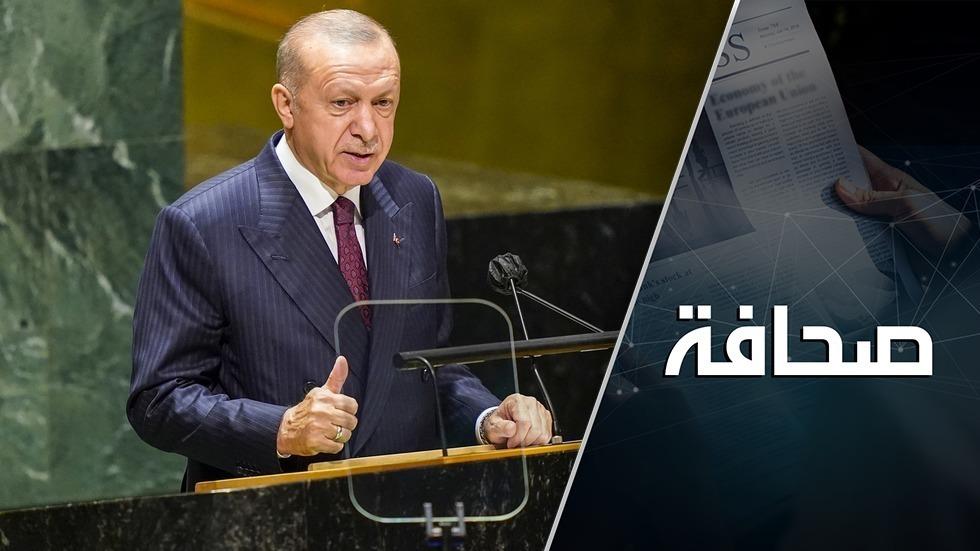 أردوغان يعدّ القرم جزءا من تركيا