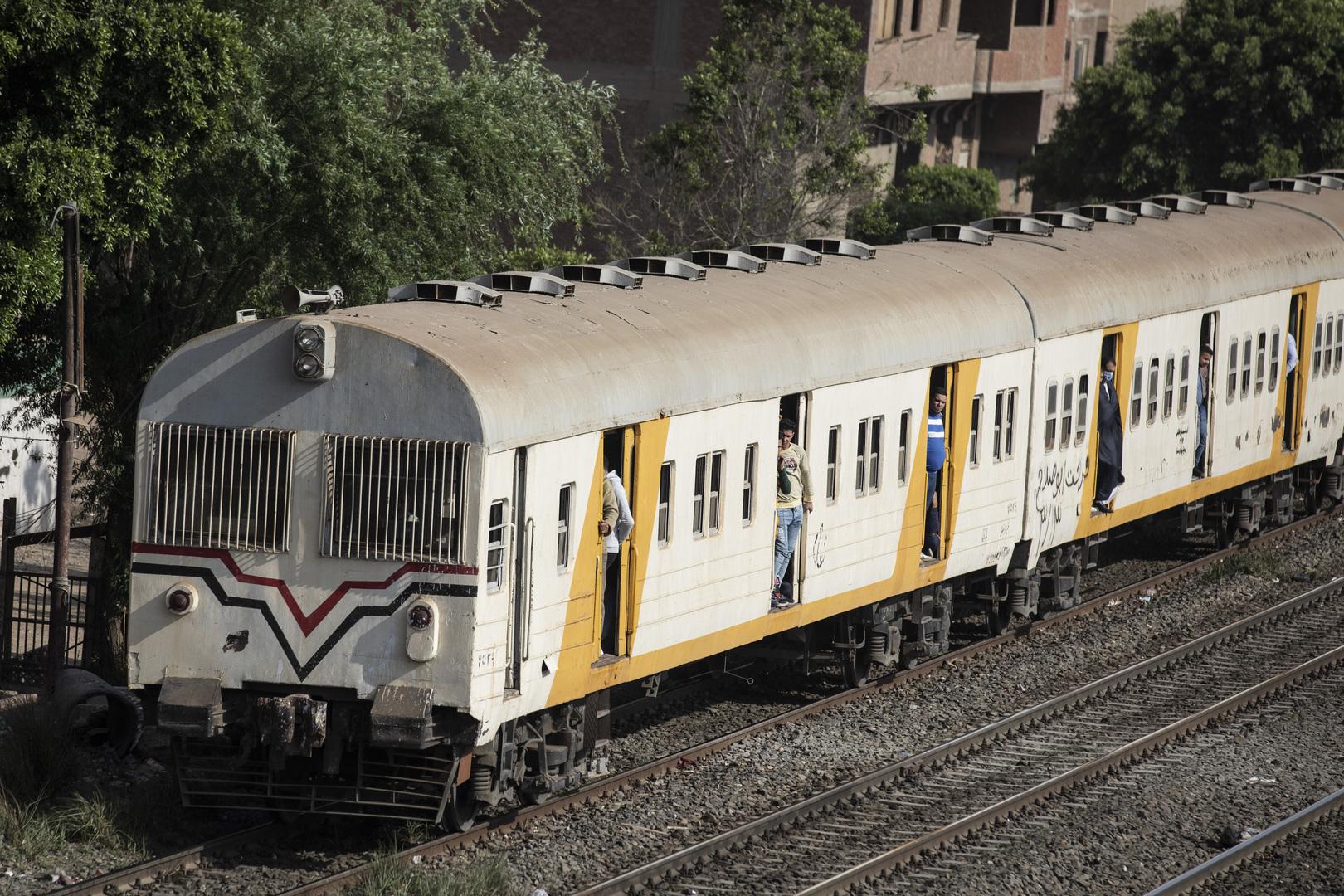 السكك الحديد المصرية: نستعد لاستلام دفعة جديدة من القطارات الإسبانية