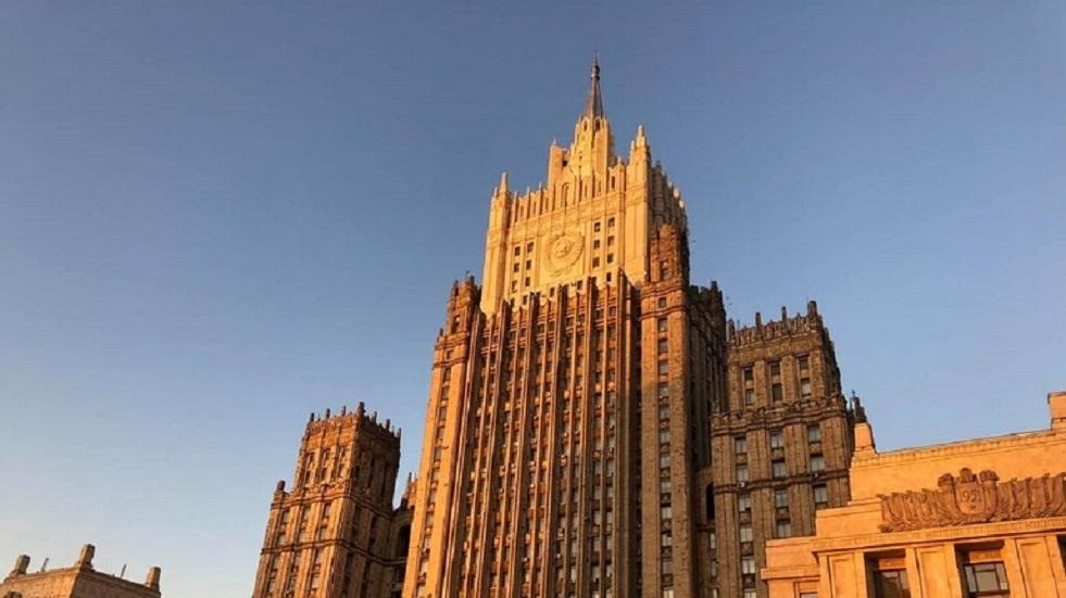 الخارجية: روسيا وشركاؤها في شنغهاي للتعاون يرون انضمام إيران إلى المنظمة مفيدا