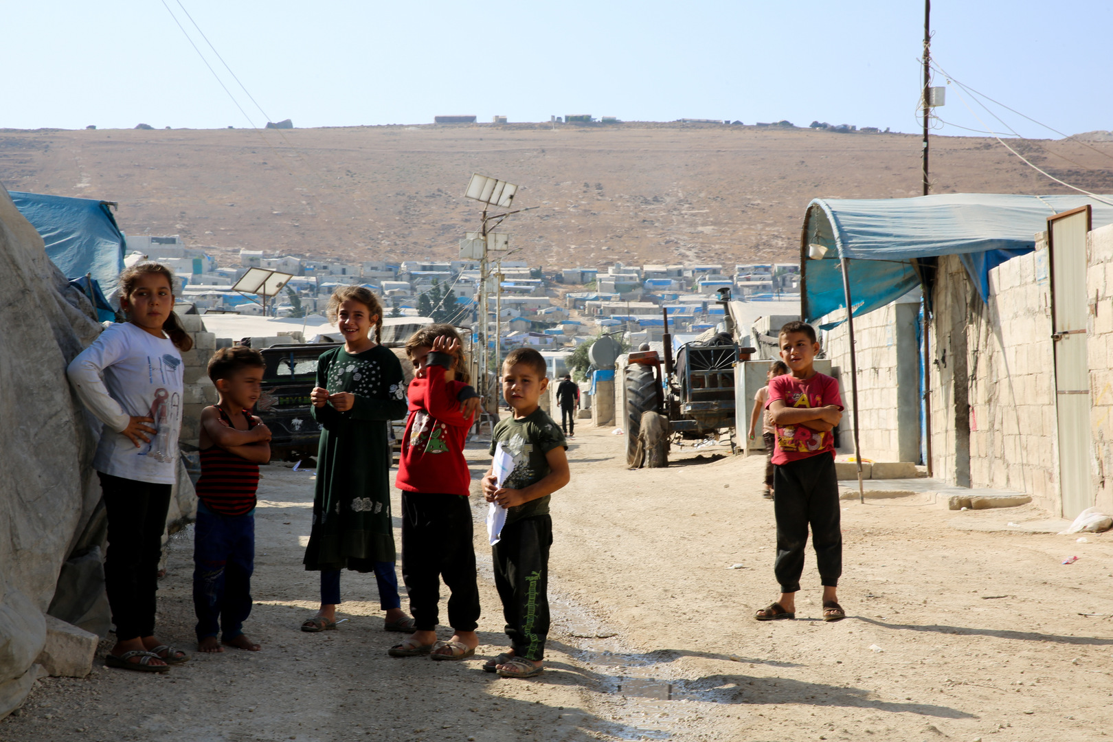 منظمة دولية: 62 طفلا توفوا العام الحالي في مخيم الهول شمال شرق سوريا