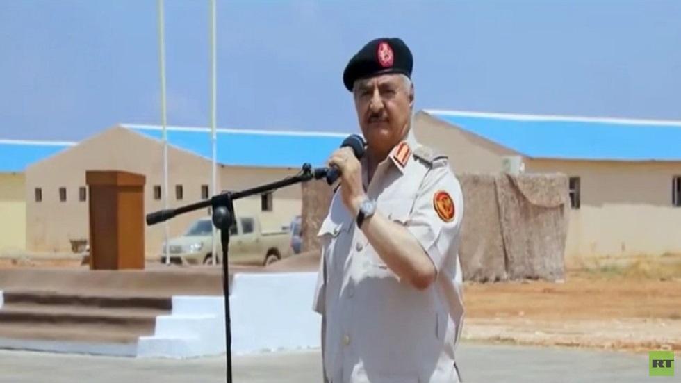 أنباء عن نية حفتر الترشح للانتخابات في ليبيا