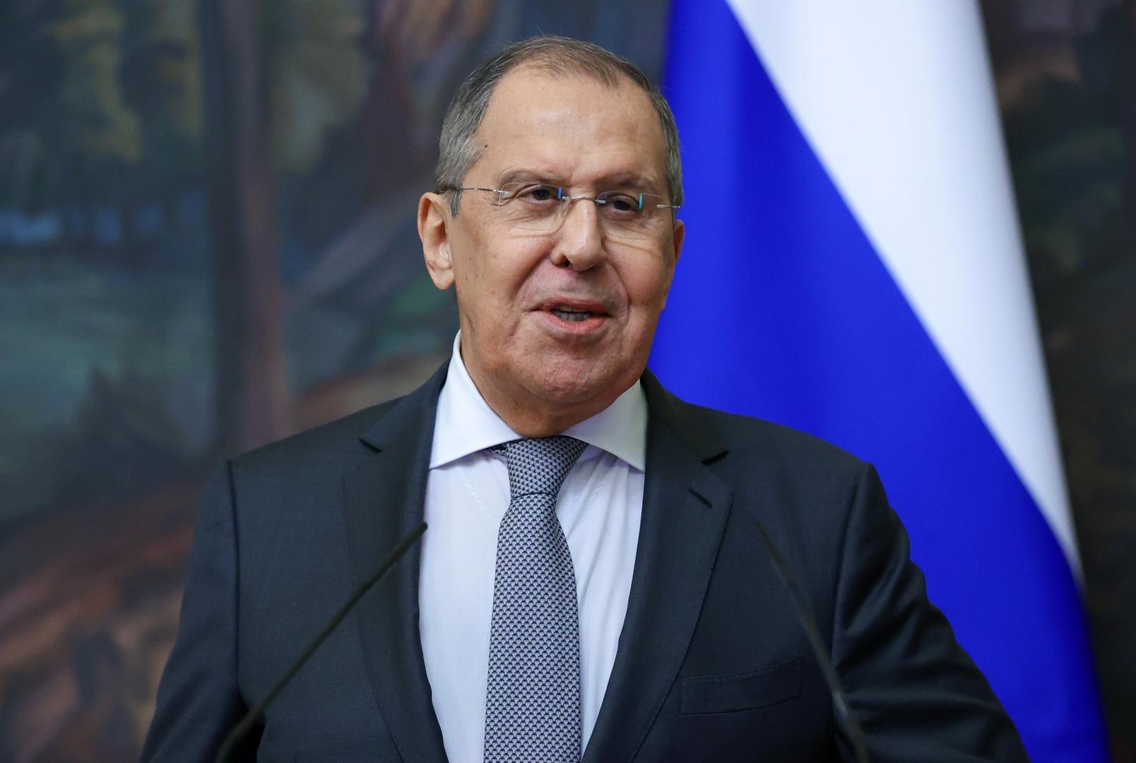 لافروف يعقد اجتماعات مع نظراء أجانب بينهم وزيرا خارجية سوريا والسعودية في نيويورك