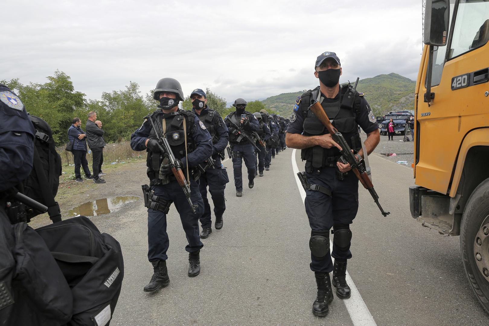 صربيا تستنفر قواتها على حدود كوسوفو