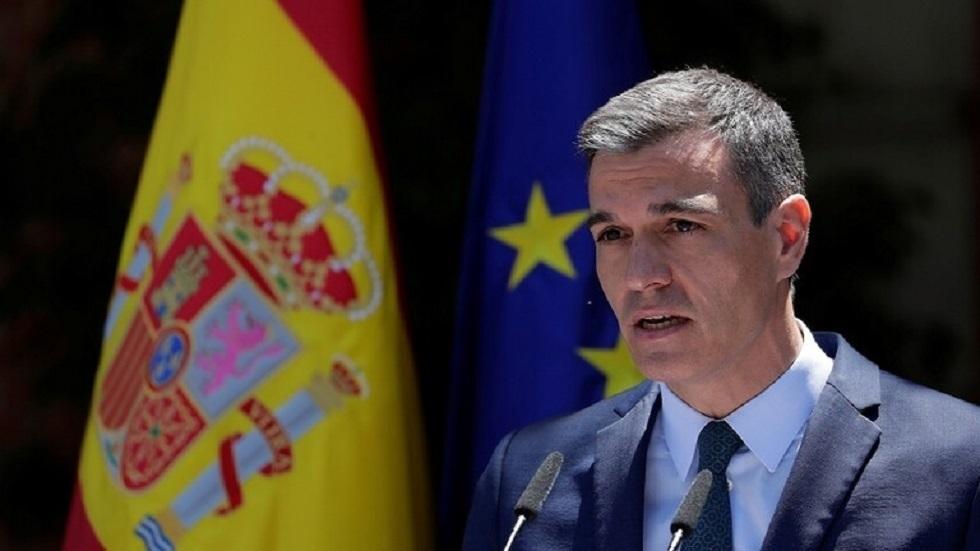 رئيس الوزراء الإسباني يبرر استقبال زعيم