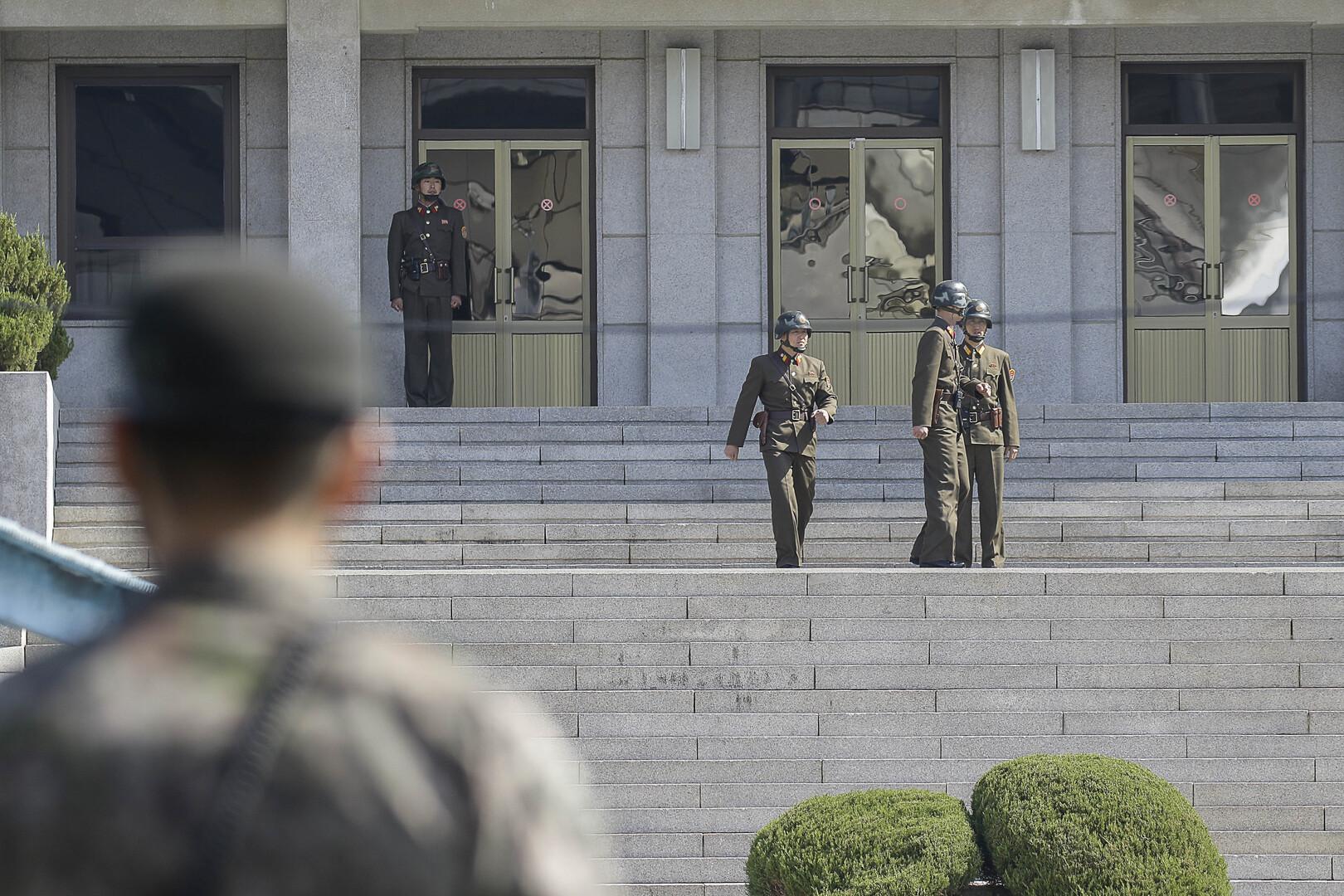 احتجاز امرأة منشقة من كوريا الشمالية حاولت عبور الحدود للعودة إلى وطنها