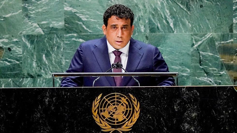 المنفي: مؤتمر دولي في أكتوبر لحشد الدعم لاستقرار ليبيا