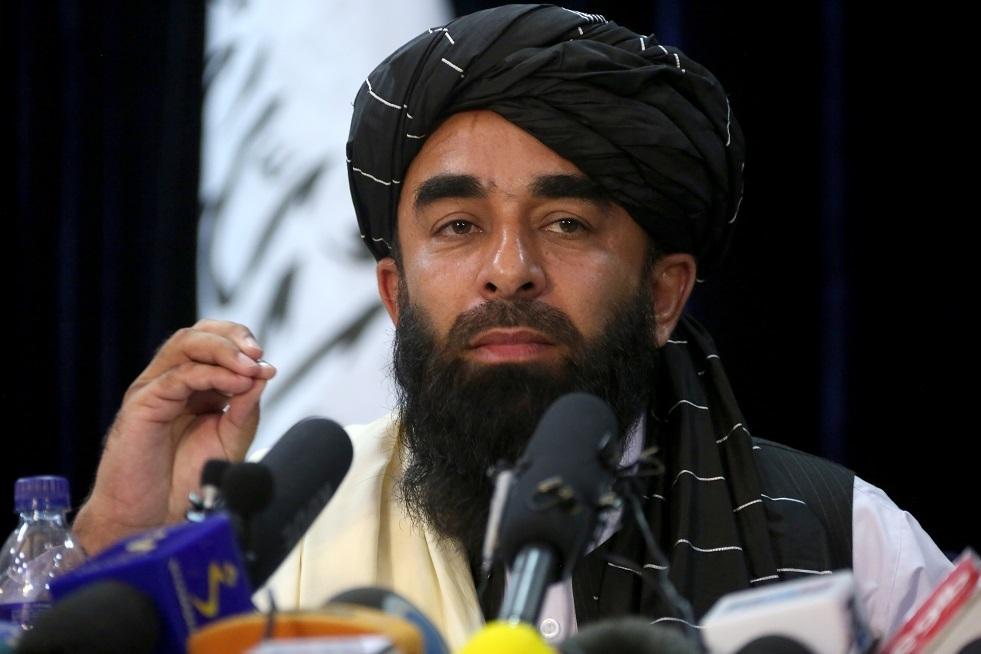 ذبيح الله مجاهد، نائب وزير الثقافة والإعلام في الحكومة الأفغانية
