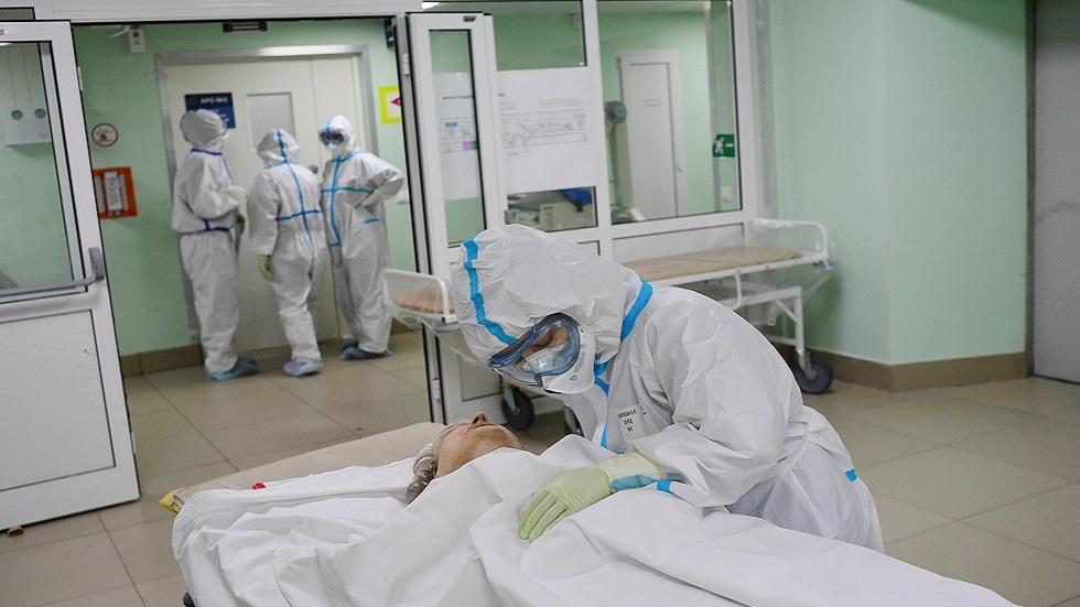 كورونا في روسيا.. 828 وفاة وأكثر من 21.3 ألف إصابة خلال يوم