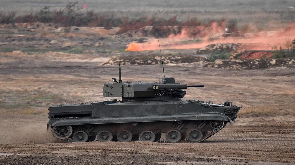 صحيفة بولندية: عربة المشاة القتالية الروسية