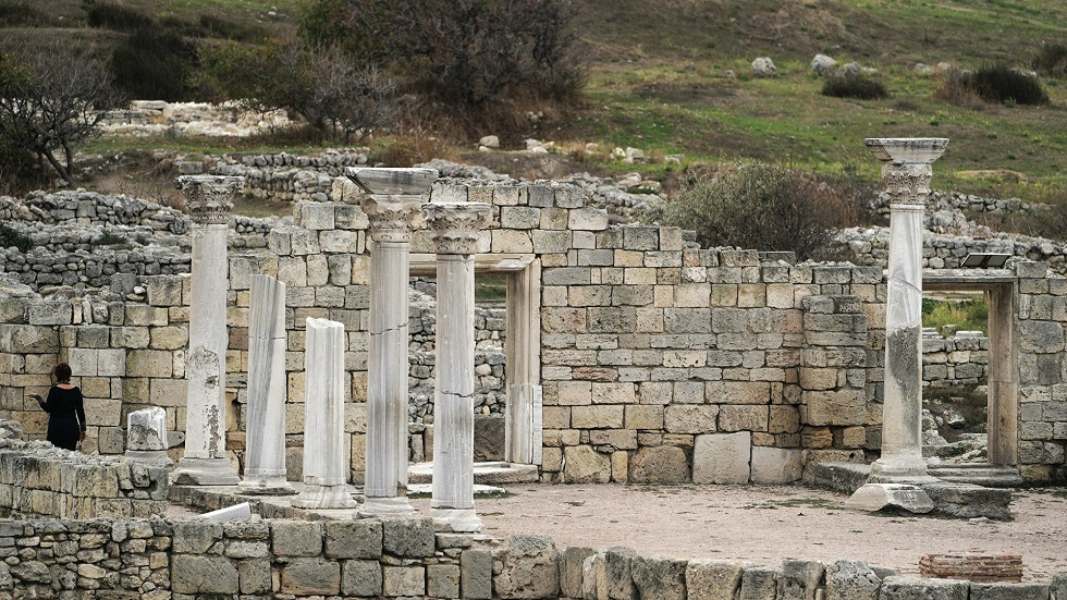 بلدة خيرسونس القديمة