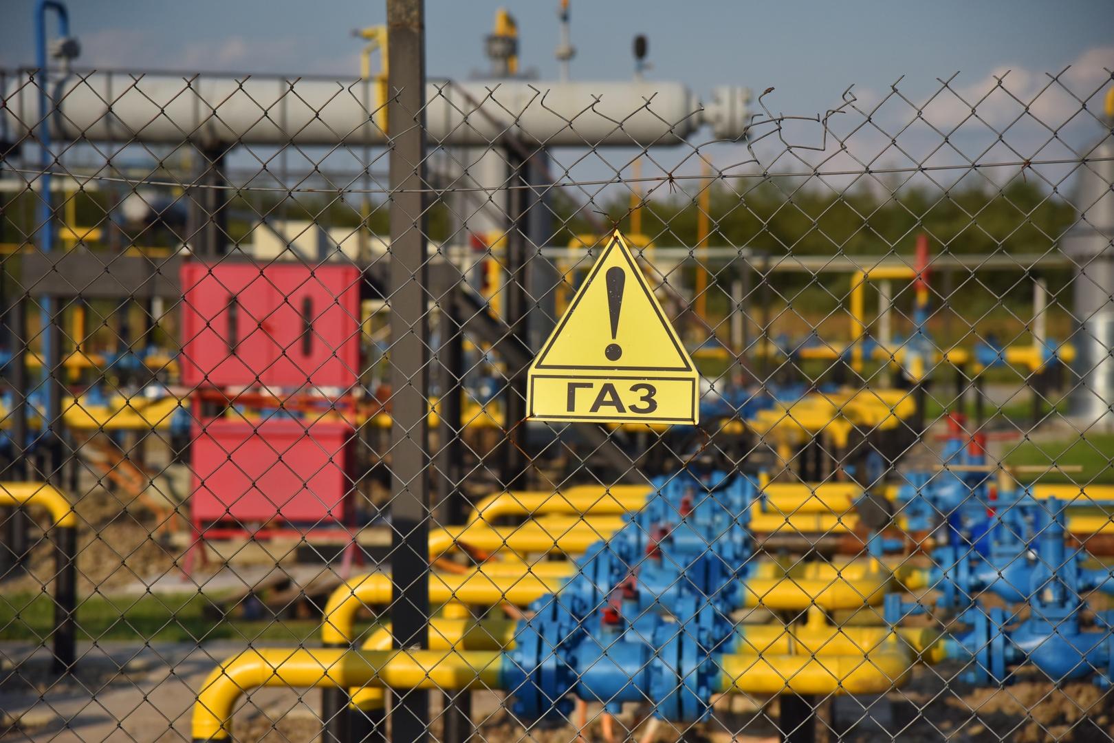 مباحثات روسية جزائرية حول تعزيز التعاون في مجال الغاز