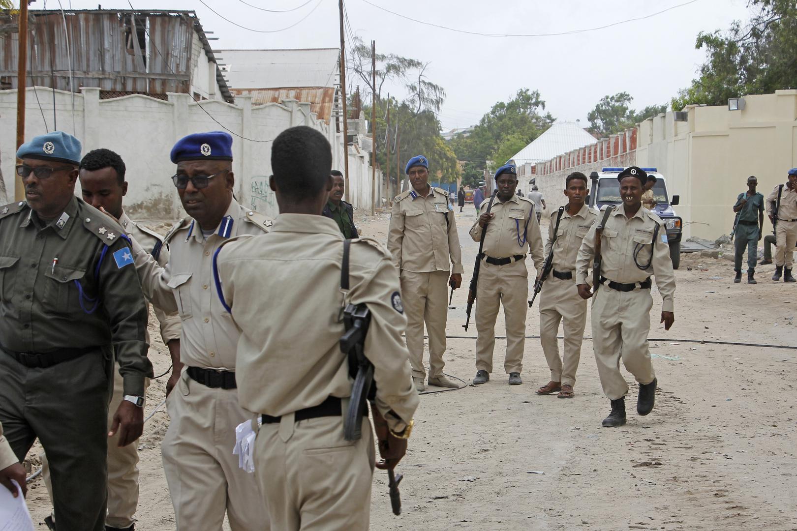 وسائل إعلام صومالية: تفجير انتحاري قرب قاعدة عسكرية في مقديشو