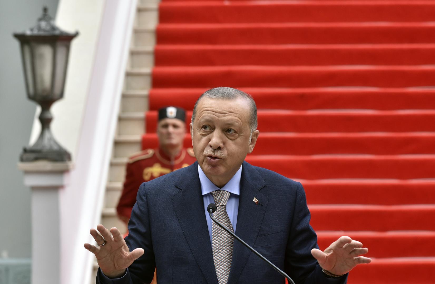 أردوغان في هجوم حاد على بايدن: لم أر مثل هذا الموقف مع أي من الإدارات الأمريكية السابقة