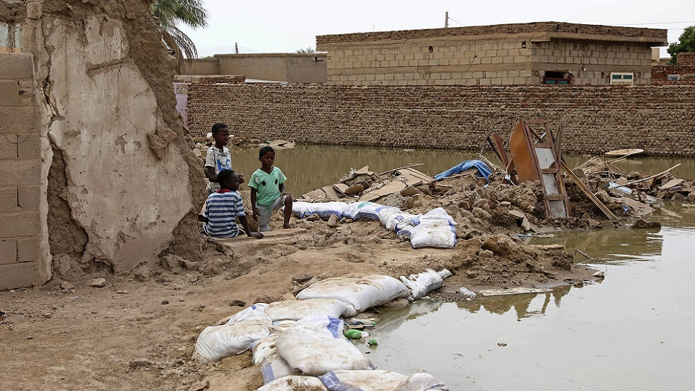 الأمم المتحدة: أكثر من 300 ألف شخص في السودان تضرروا جراء الأمطار والفيضانات