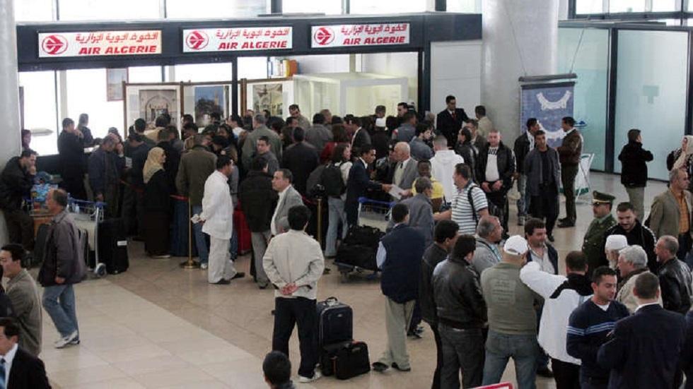 الجزائر.. استحداث منظومة لمعالجة بيانات المسافرين في إطار مكافحة الإرهاب