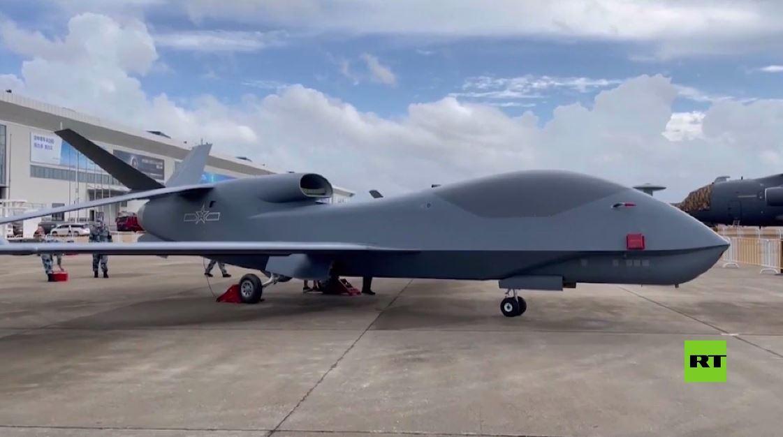 بالفيديو.. أحدث الطائرات الصينية في معرض جوهاي الجوي