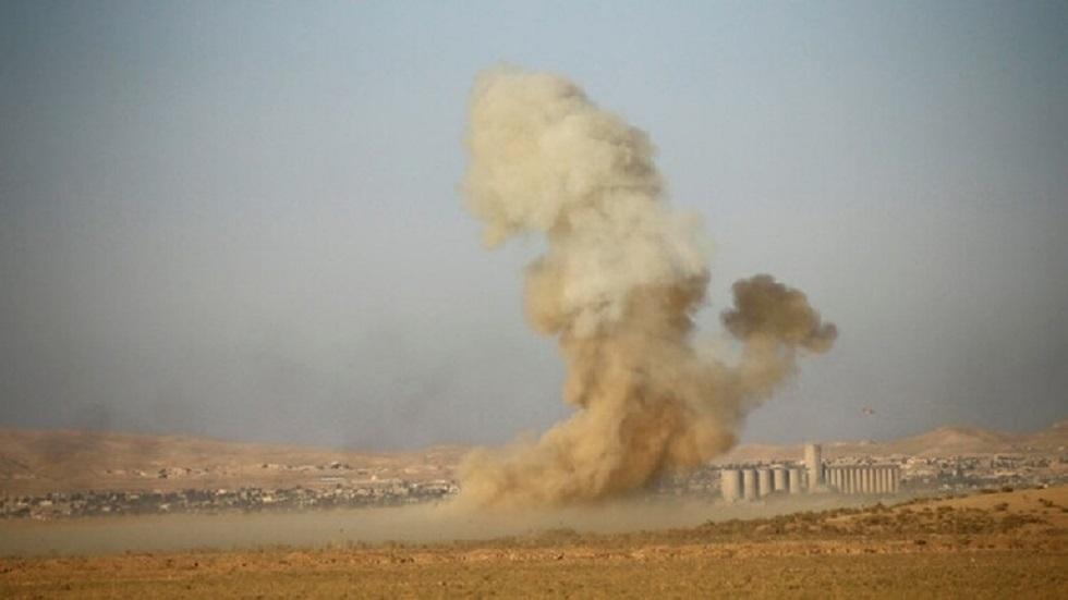 مراسل RT: سقوط 5 صواريخ قرب معسكر للقوات التركية شمال الموصل
