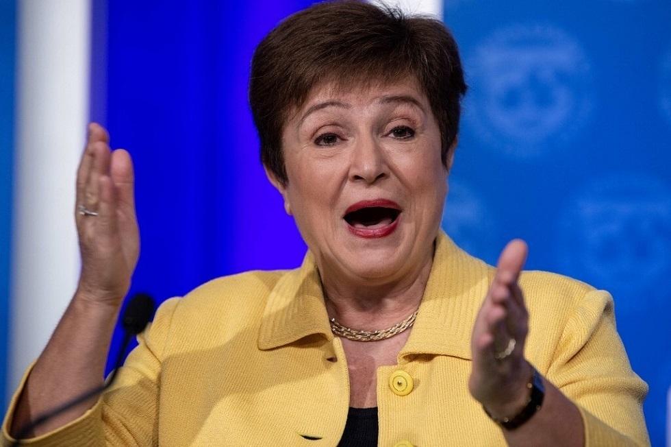 كريستالينا جورجيفا مديرة صندوق النقد الدولي