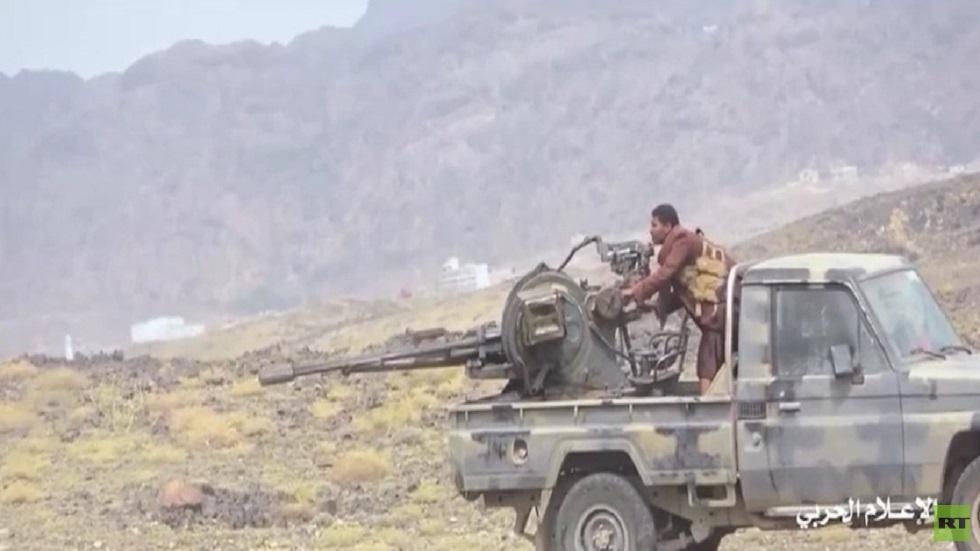 التطورات الميدانية في مأرب وشبوة باليمن