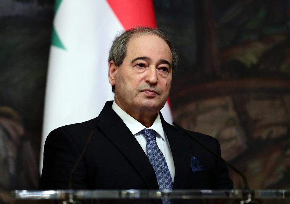 وزير الخارجية السوري لنظيره المصري: العلاقات بين البلدين مهمة في ظل الروابط التاريخية التي تجمعهما