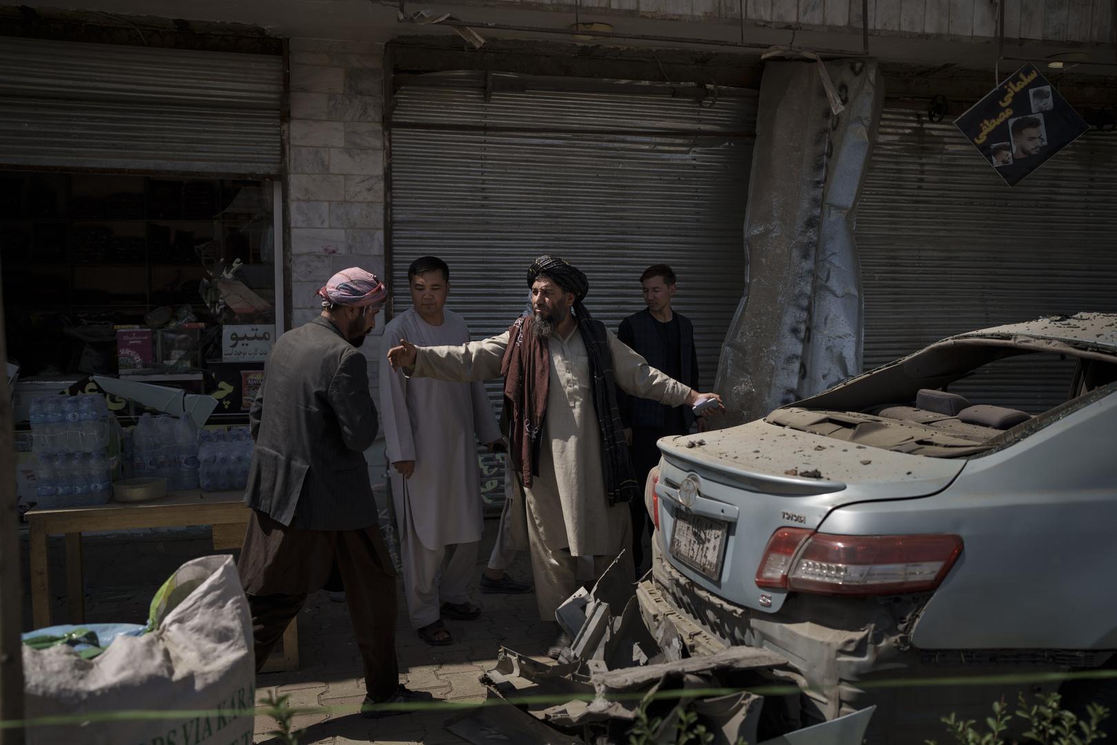 وسائل إعلام أفغانية: قتلى وجرحى بتفجير استهدف رتلا لـ