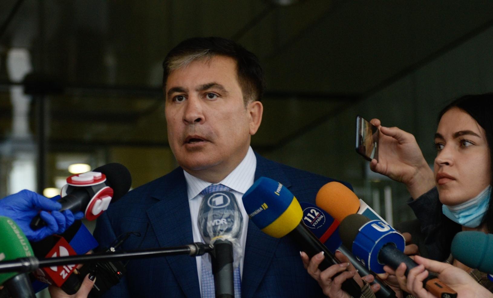 سآكاشفيلي: أوكرانيا أصبحت ملاذا لمجرمين من كل أنحاء الاتحاد السوفيتي السابق