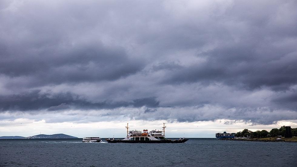 الشركة المالكة لسفينة الشحن الروسية تكشف سبب اصطدامها بالسفينة التركية في البوسفور