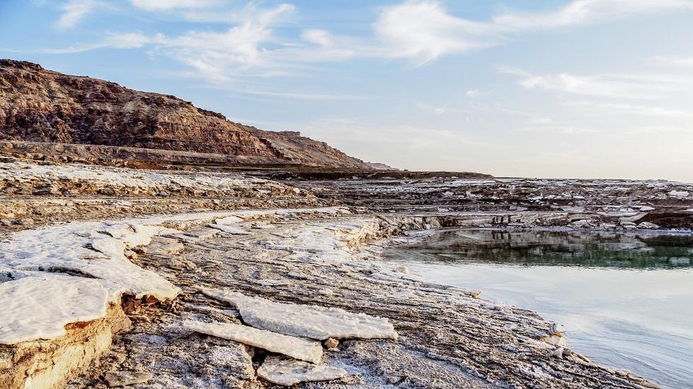 البحر الميت في الأردن