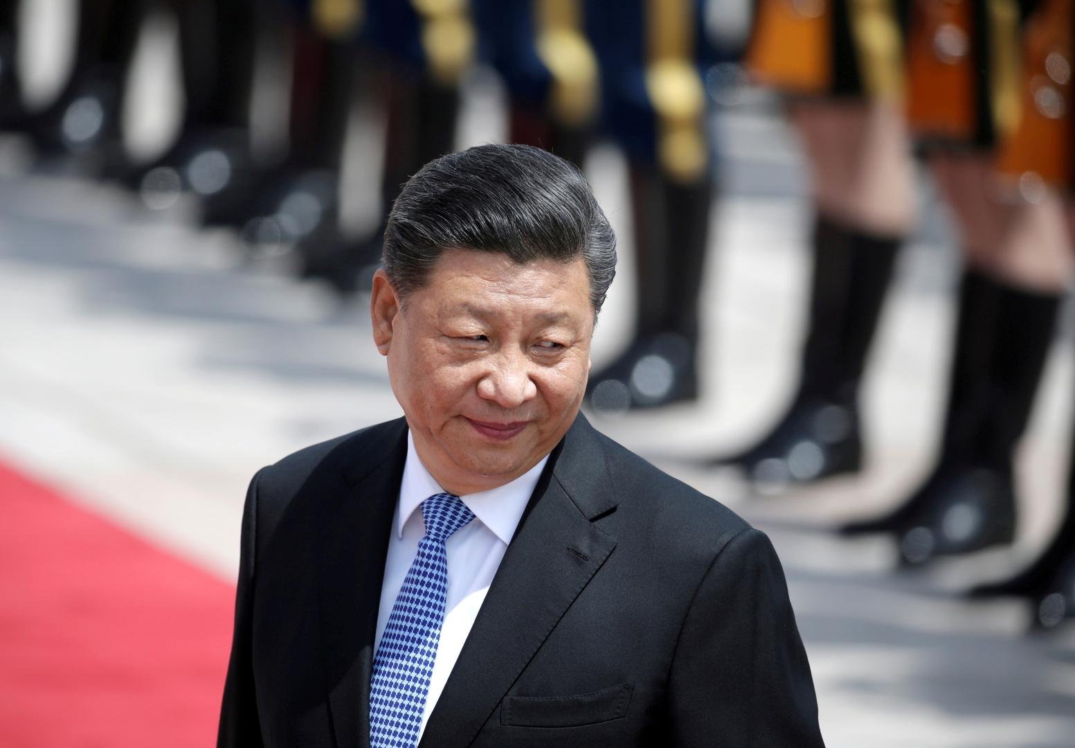 الرئيس الصيني يحذر من