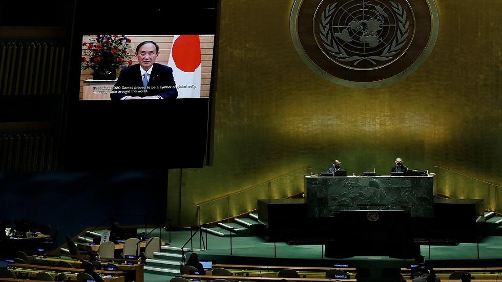 كوريا الشمالية تنتقد رئيس الوزراء الياباني بسبب خطابه أمام الأمم المتحدة