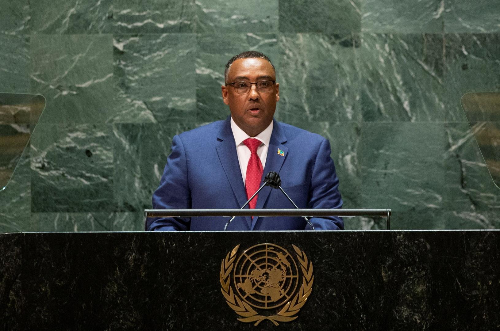 إثيوبيا: نرفض أي محاولة للتدخل في شؤوننا وعلى العالم اتباع نهج بناء