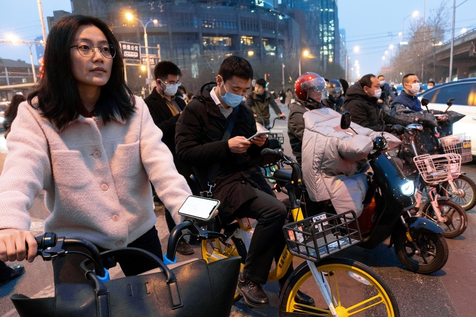 الصين تبيع حصص غاز الكربون بقيمة 65 مليون دولار