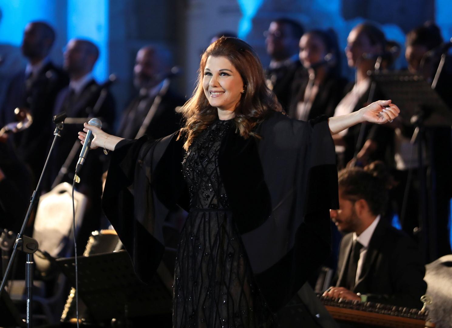 ماجدة الرومي تعليقا على دعم مصر والأردن للبنان: لا أتحدث عن سياسة لكني أتحدث عن مشاعر الحب